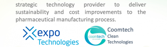 Expo and Coomtech partner to develop new powder drying technologies