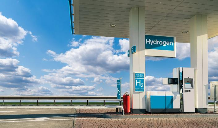 H2 refuelling station
