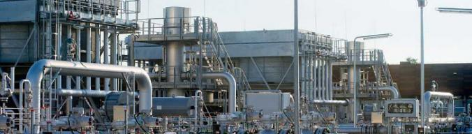 hazardous area protection for gas engine control systems